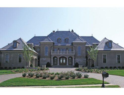 2,5 Katlı Hafif Çelik Villa Örnegi