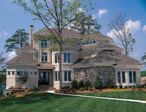 3 Katlı Hafif Çelik Villa Örnegi